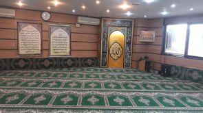 مسجد حراست فرودگاه مهرآباد