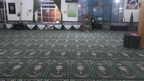 مسجد حضرت ابوالفضل روستای عبدالاه آبادازتوابع چمستان