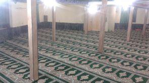 مسجد صاحب الزمان روستای بوجان تویسرکان