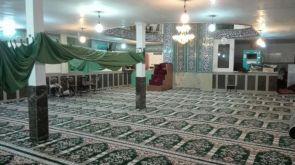 مسجد حضرت ابو الفضل(ع) روستای قجر اباد