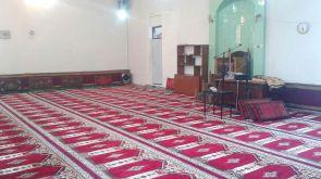 مسجد بعثت روستای گچه باش