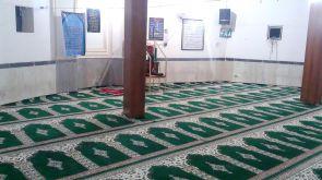 مسجد دوازده امام روستای چاله قره