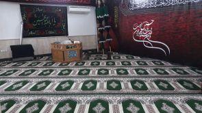 مسجدسیدالشهدا شهرک سیداحمدخمینی رشت