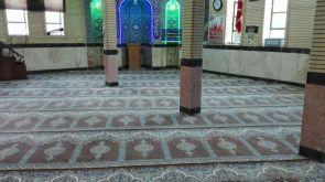 مسجد امیر المو منین (ع) روستای باریکانی طالقان