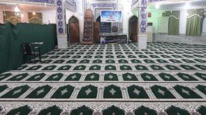 مسجدحضرت ابوالفضل رودان