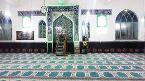 مسجد پنج تن