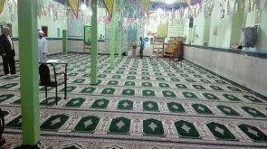 مسجد سید الشهدا صفا دشت
