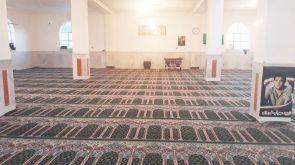 مسجد عاشقان ثاراله مرودشت