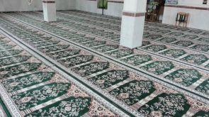 مسجد حضرت ابوالفضل روستای گشی بوشهر