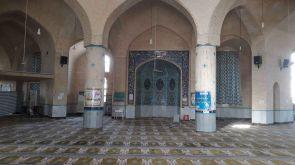 مسجد جامع بهمن شهرستان کهنوج