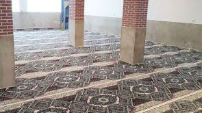 نمازخانه مدرسه شهید تقوی نژاد تهران