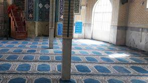 مسجد حضرت ابولفضل (ع) - روستای هزاراباد