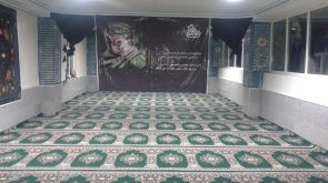 مسجد باب الحوائج حصارک