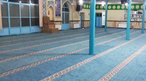 مسجد جامع روستای هیوا