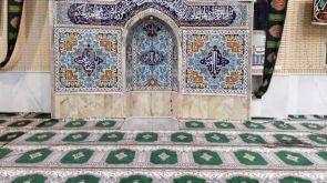 مسجد امام محمد باقر (ع)- شهرک زیبا شهر