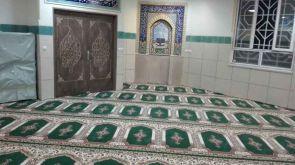 نماز خانه مدرسه امیر کبیر شهرستان لار-استان شیراز