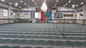 مسجد امام خمینی شهر مس از توابع مس سرجشمه