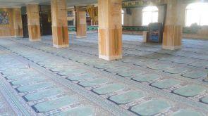 مسجد پیامبر اعظم (ص) آسایشگاه کهریزک