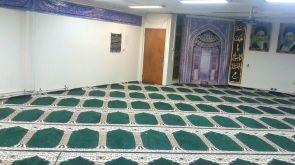 نمازخانه مجتمع شهید بهشتی تهران
