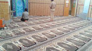 نمازخانه اداره گاز شاهینشهر