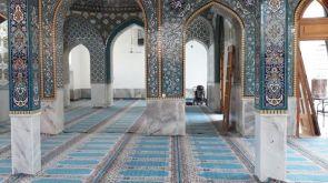 مسجد جامع روستای نرگان
