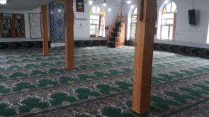مسجد سیدالشهدا(ع) شهرستان گچسر