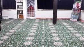 نمازخانه رهروان شهدا تهرانپارس