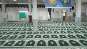 نمازخانه شهید مطهری واگن پارس