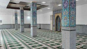 مسجد امام رضا(ع) زابل